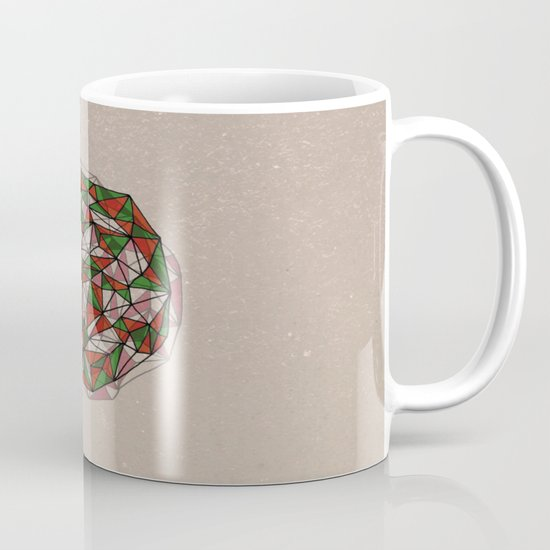 - red orange green - Mug