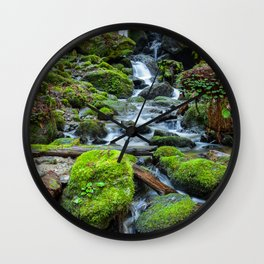 Downstream Wall Clock