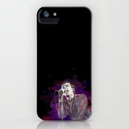 Purple Ian iPhone Case