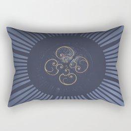 """""""The Eye at Kew"""" Rectangular Pillow"""