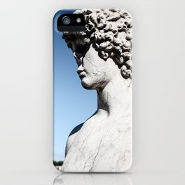 Look Over The City iPhone Case