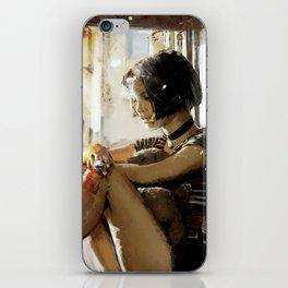 Mathilda - Leon the Professional iPhone Skin