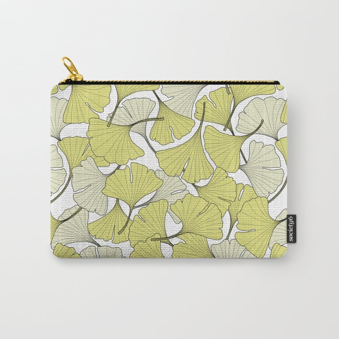 ginkgo leaves (special edition) Carry-All Pouch