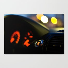 Start or Stop Canvas Print