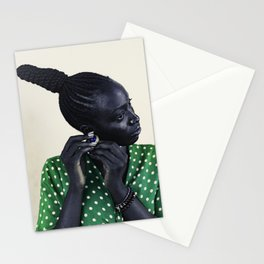 Ginger III Stationery Cards