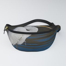 Great Egret - Nevada Fanny Pack