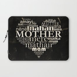 Mother (old photo) Laptop Sleeve