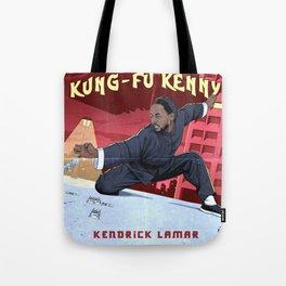 Kung Fu Kenny Tote Bag