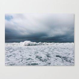 Pacifica Swells Canvas Print