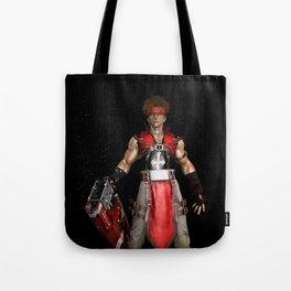 Sol Badguy Guilty Gear Tote Bag
