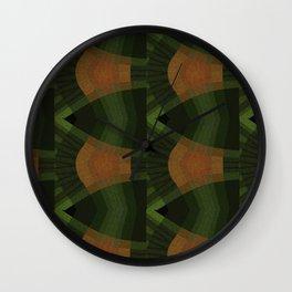 Cudbear Wall Clock