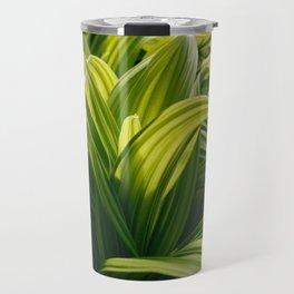 Green Goodness by Mandy Ramsey, Haines, Alaska Travel Mug