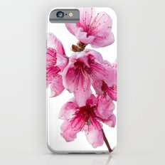 isolated peach blossom Slim Case iPhone 6s