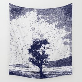 Nature Whispers Wall Tapestry