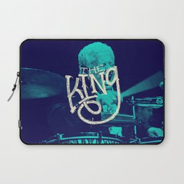 The King Laptop Sleeve