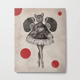 Anthropomorphic N°2 Metal Print