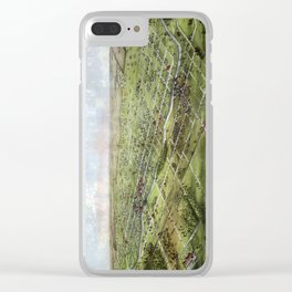 Lansing - Michigan - 1866 Clear iPhone Case