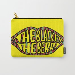 The Blacker the Berry Tribe called quest Carry-All Pouch