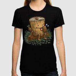 The Popsicle Log T-shirt