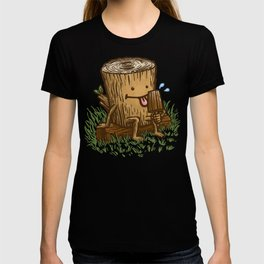 The Popsicle Log T-shirt