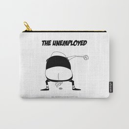 The Unemployed - Medioman Carry-All Pouch