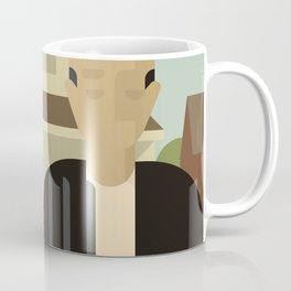 Painted Girls #2 Coffee Mug