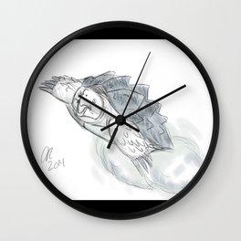 Gamera Wall Clock