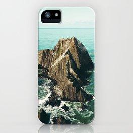 Island green sea iPhone Case