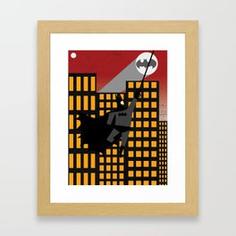 The World's Greatest Detective! Framed Art Print