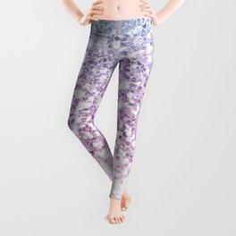 Sparkly Unicorn Glitter Ombre Leggings