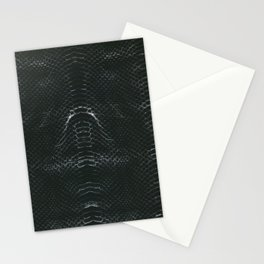 Skin #3_Serpent Black Stationery Cards