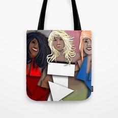 Cubist OMG Tote Bag