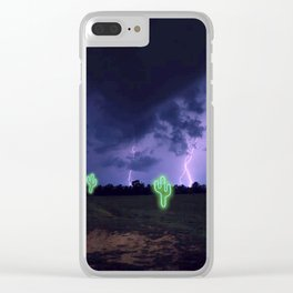 From dusk til dawn Clear iPhone Case