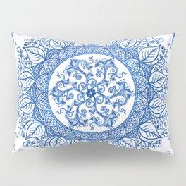 Mandaleaf - Portuguese Pillow Sham