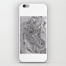 Horse graphic iPhone Skin