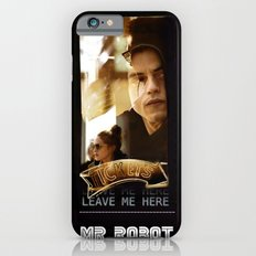 Mr. Robot Slim Case iPhone 6