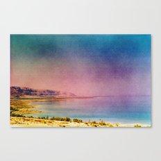 Dreamy Dead Sea IV Canvas Print