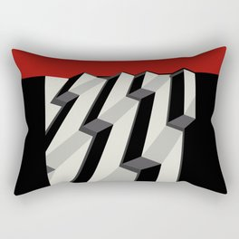 MARCHING Rectangular Pillow
