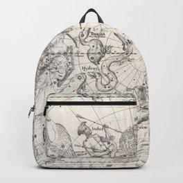 Vintage Celestial Map Backpack