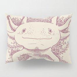 Axolotl Pillow Sham