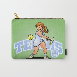 Tennis, Hit'm hard Carry-All Pouch