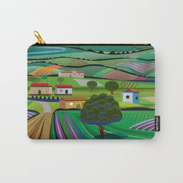 Morning in Avocado Hills Carry-All Pouch