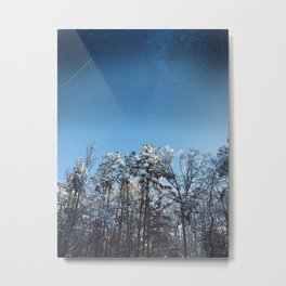 After Snowfall Metal Print