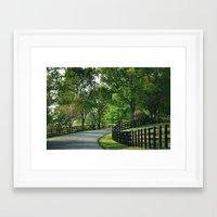 kentucky Framed Art Prints featuring Kentucky by Lynn Photography