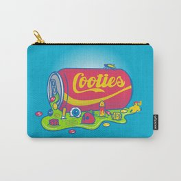 The World has Cooties Carry-All Pouch