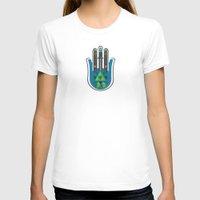 hyrule T-shirts featuring hamsa of hyrule by pixel.pwn | AK