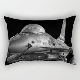 Falcon Warrior Rectangular Pillow