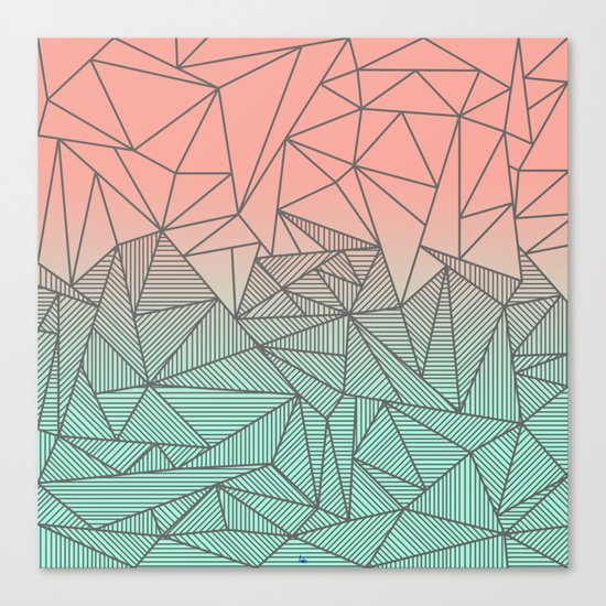 Bodhi Rays Canvas Print