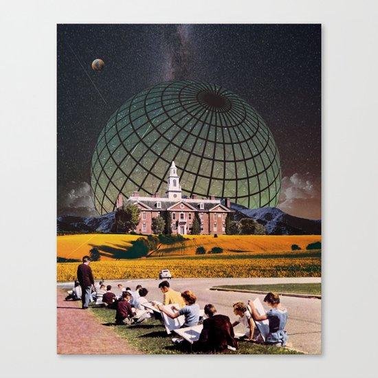 Private School Canvas Print