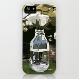 Summer Wedding iPhone Case